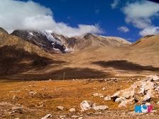 Landscape Near Lachen - North Sikkim