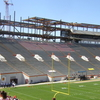 Lane Stadium Construction