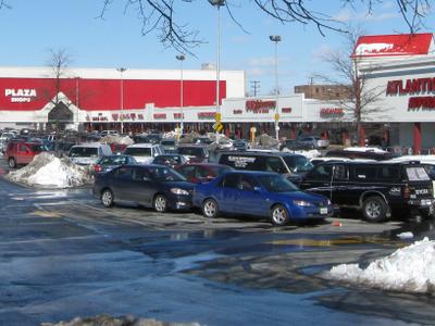 Langley Park Plaza