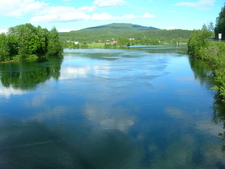 Langvass River