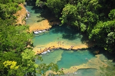 Lanquin - Semuc Champey Overview