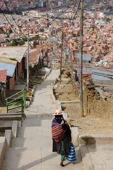 La Paz Building Blocks