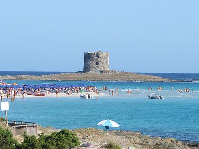 La Pelosa Beach View - Sardinia