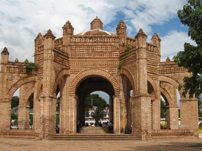 La Pila Fountain In The Main Square