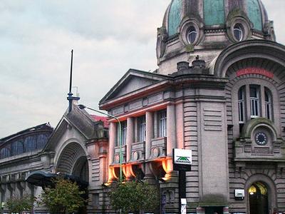 Railway Station, La Plata
