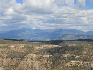 La Plata Montañas