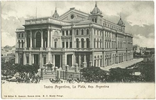 The Former Teatro Argentino
