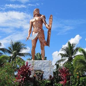 Lapu - Lapu Statue In Cebu