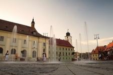 Large Square Sibiu - Transylvania