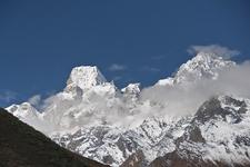 Larkya Peak - Nepal Himalayas