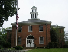 Larue County Kentucky Courthouse