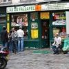 L'As Du Fallafel Restaurant In The Rue Des Rosiers