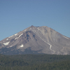 Lassen Peak In California
