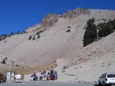 Lassen Peak Trailhead