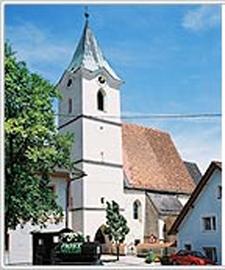 Late Gothic Church