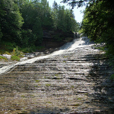 Laughing Whitefish Falls Scenic Site
