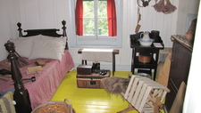 Bedroom In Laurier\\\'s Paternal Home