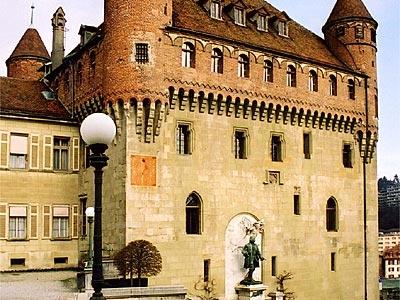 Lausanne  Saint   Maire