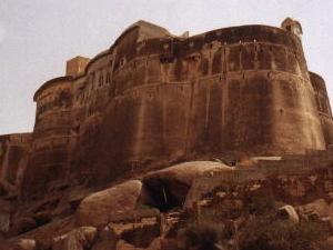 Laxmangarh Fort - Sikar