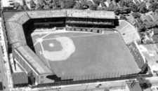 League Park From The Air