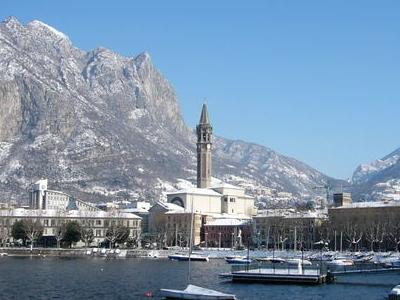 Lecco And Monte San Martino.