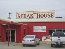 Lee\'s Steak House Off U.S. 83 In Carrizo Springs