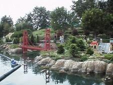 Legoland San Diego Bridge