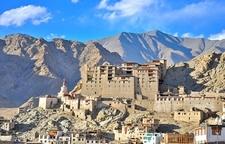 Leh Palace - Ladakh
