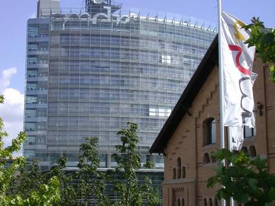 Leipzig  M D R Main Building