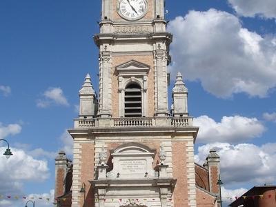 Lens  Eglise