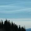 Lenticular Clouds Strawberry Ridge