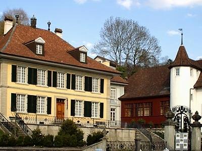 Lenzburg Burghalde
