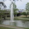 Fountain At Leona River In Uvalde Memorial Park