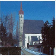 Leonhardi Church In Heiligenleiten
