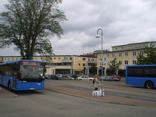 Lerums Bus Station