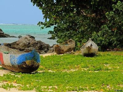 Île Sainte Marie Coast - Madagascar