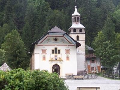 Notre Dame De La Gorge Church