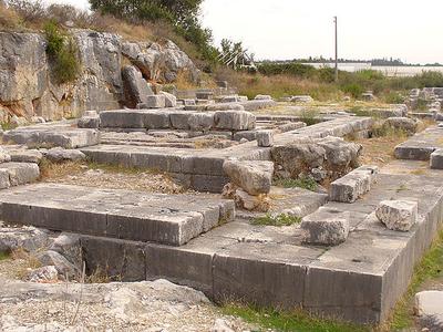 Letoon Temple Apollo