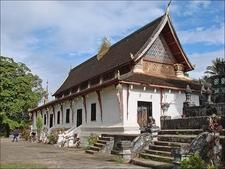 Le Vat That Luang (Luang Prabang)