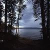 Lewis Lake- Yellowstone - Wyoming - USA
