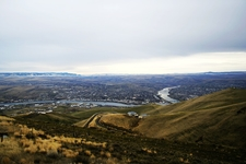 Lewiston From The North
