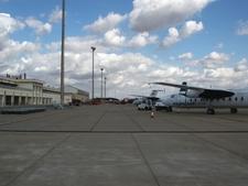 Seville Airport Runway