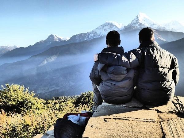 Annapurna LGBT Hiking Photos