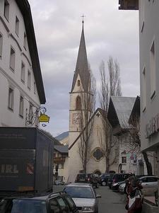Liebfrauenkirche In Pfunds-Stuben Austria