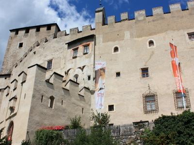 Lienz  Schloss  Bruck