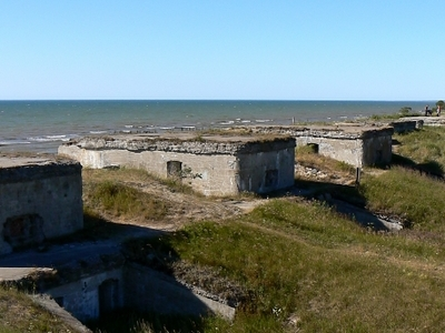 Liepaja Fortress