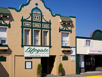 Lifegate  Auburn  Foursquare  Church
