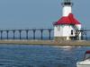 Lighthouse  Benton  Harbor