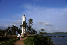 Lighthouse At Galle Fort - Southern Province