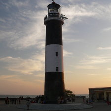 Lighthouse At Pirotan Island